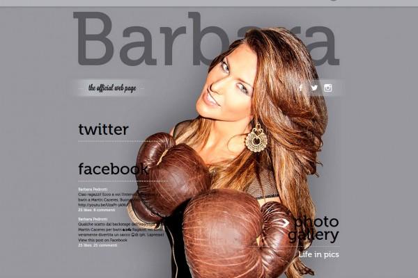 Barbara Pedrotti
