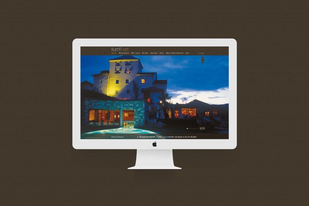 Flat iMac Mockup