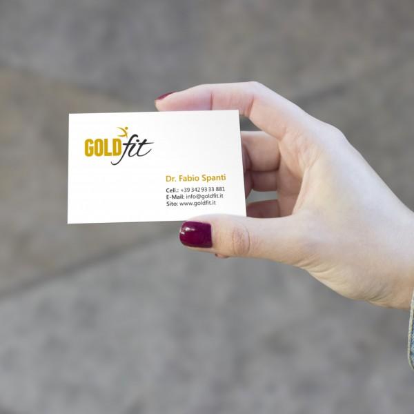 Goldfit Biglietto da Visita