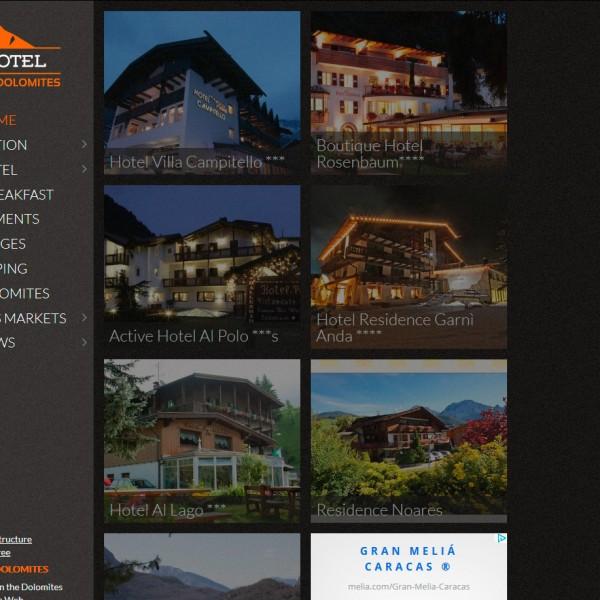 Tophotel Dolomites