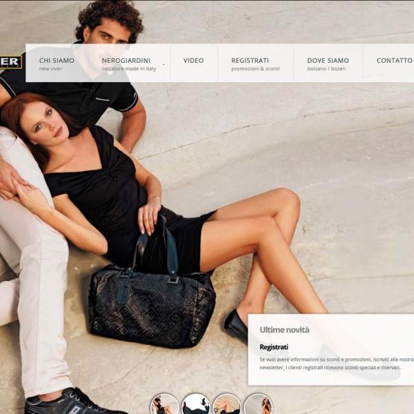 New Viver Calzature – Bozen