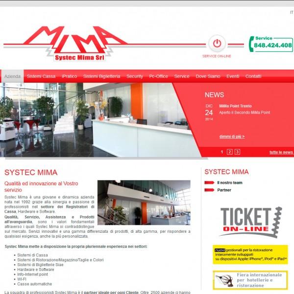 Mima – Registrierkassen und Tickets – Bozen