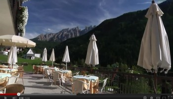 Romantik Hotel Post **** Südtirol Dolomiten – Video in HD