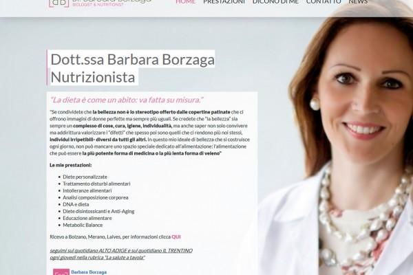 Dott.ssa Barbara Borzaga