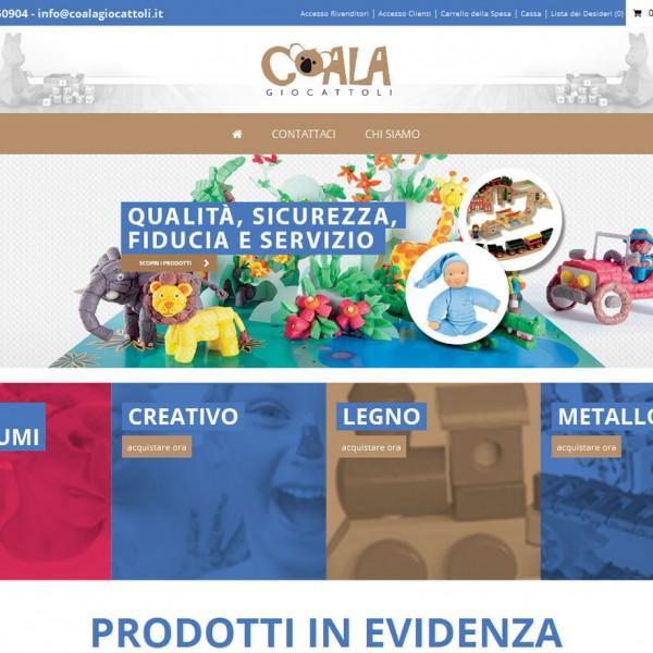 Coala Giocattoli – Bolzano