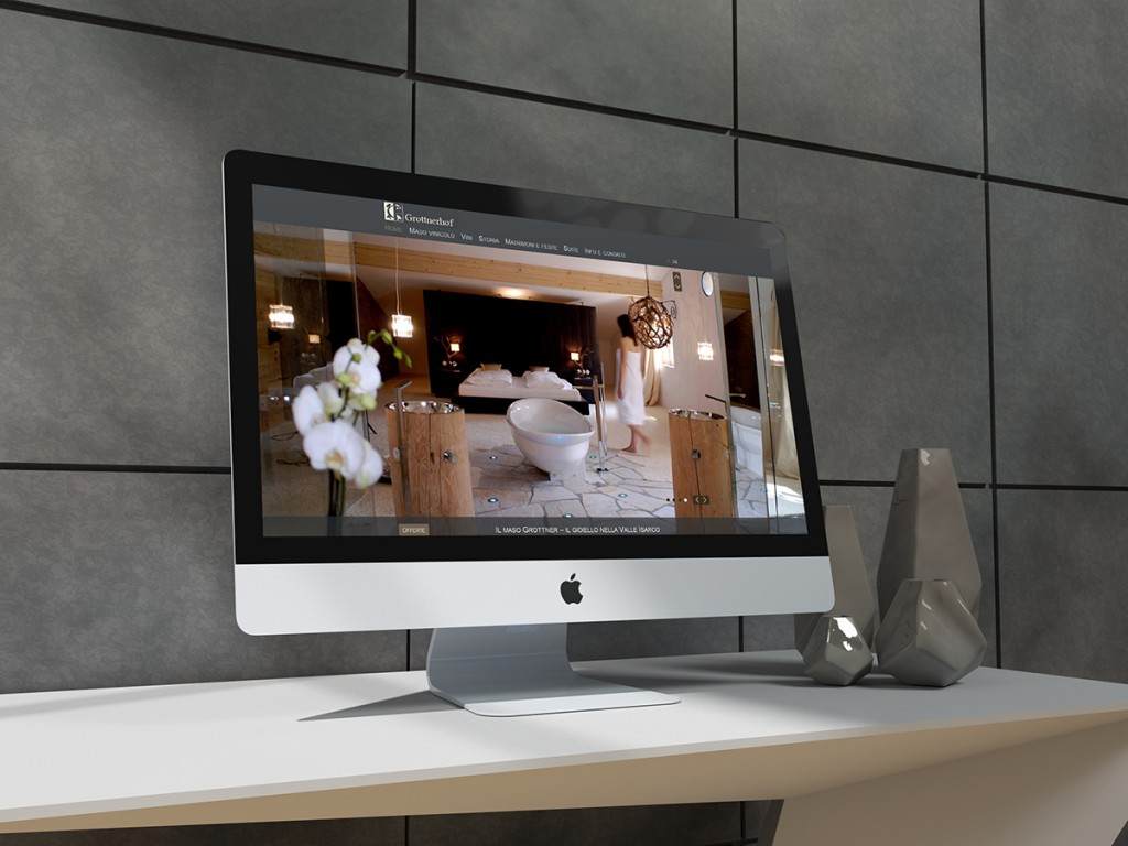 Realistic 5k iMac Mockup - Anthony Boyd
