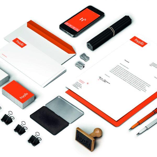 Design logo aziendale e immagine coordinata – Hype